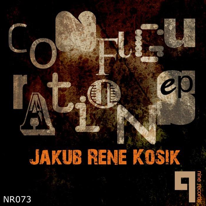 KOSIK, Jakub Rene - Configurations EP