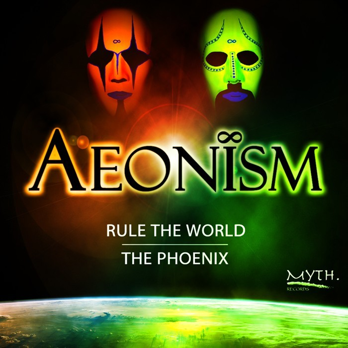 AEONISM - Rule The World EP
