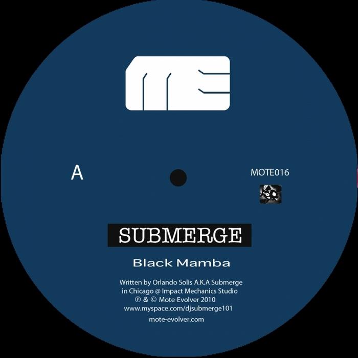 SUBMERGE - Black Mamba EP
