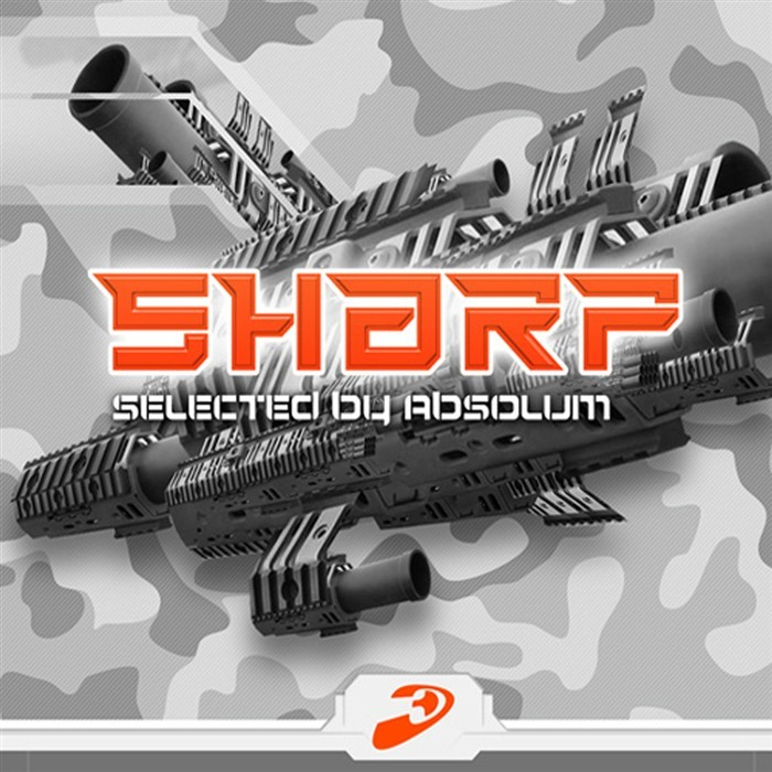 ABSOLUM/VARIOUS - Sharp (Selected by Absolum)