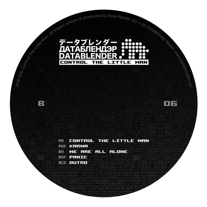 LITTLE, Jason - Control The Little Man