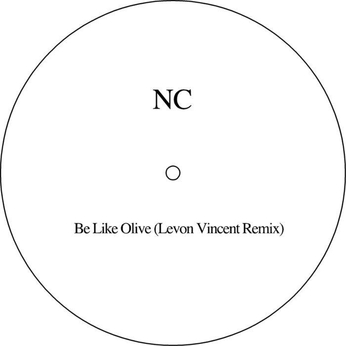NICK CHACONA - Be Like Olive