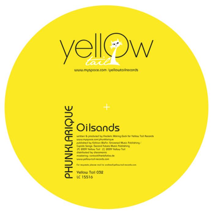 PHUNKLARIQUE - Oilsands