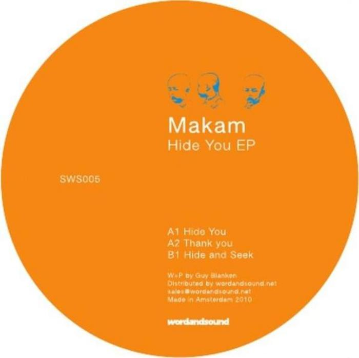 MAKAM - Hide You EP