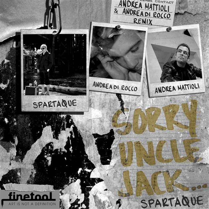 SPARTAQUE - Sorry Uncle Jack
