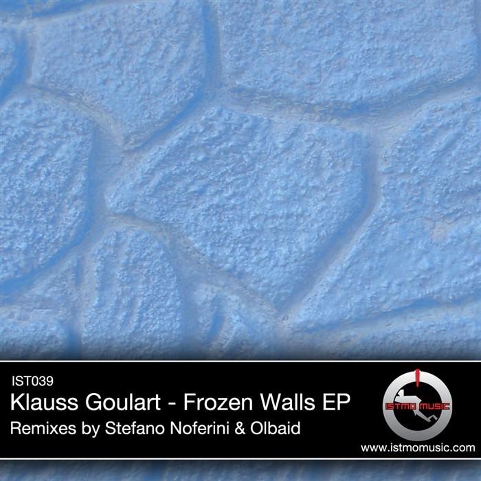 GOULART, Klauss - Frozen Walls EP