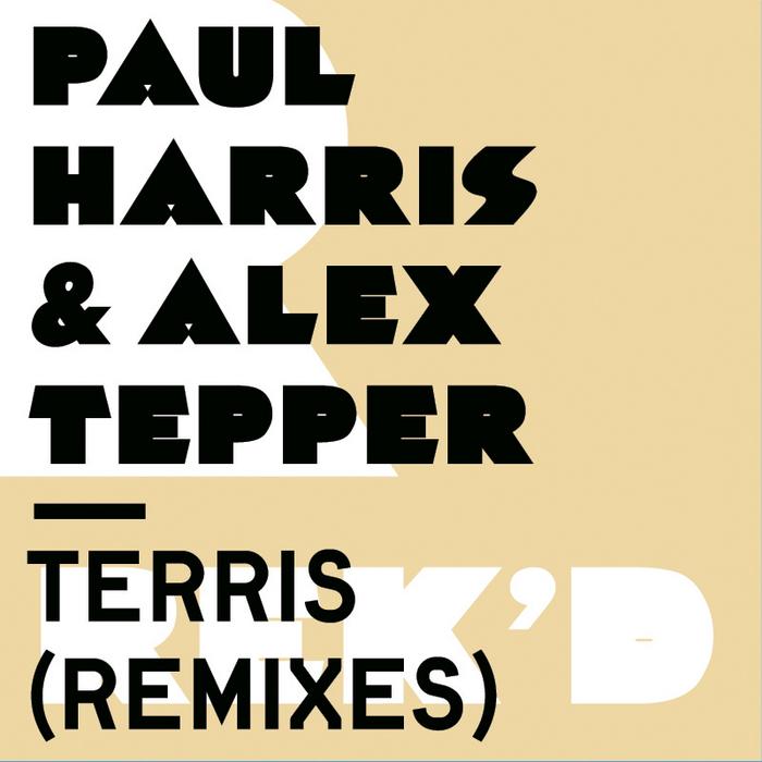 HARRIS, Paul/ALEX TEPPER - Terris