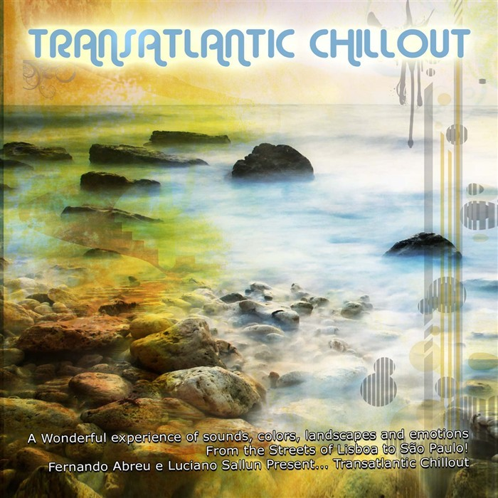 SMILEY PIXIE/VARIOUS - Transatlantic Chill Out (By Smiley Pixie)