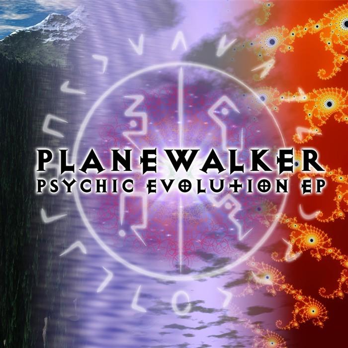PLANE WALKER - Psychic Evolution EP