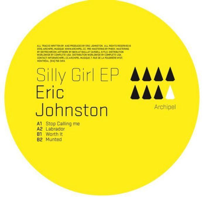 JOHNSTON, Eric - Silly Girl EP