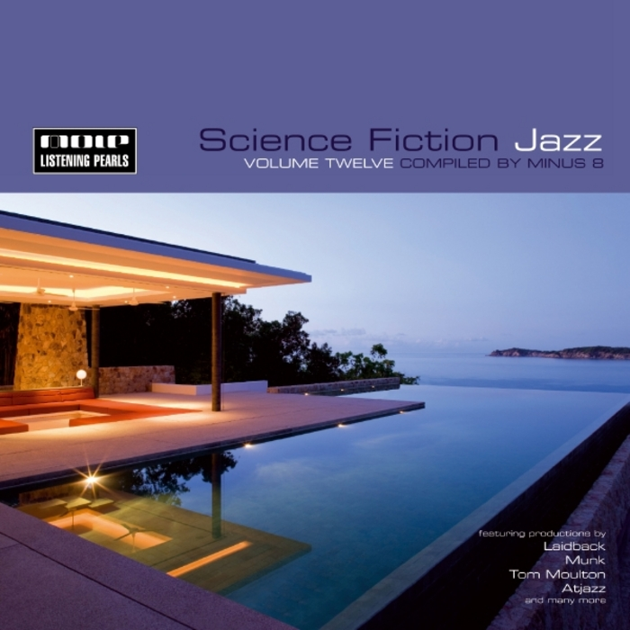MINUS 8/VARIOUS - Science Fiction Jazz Volume Twelve (unmixed tracks)