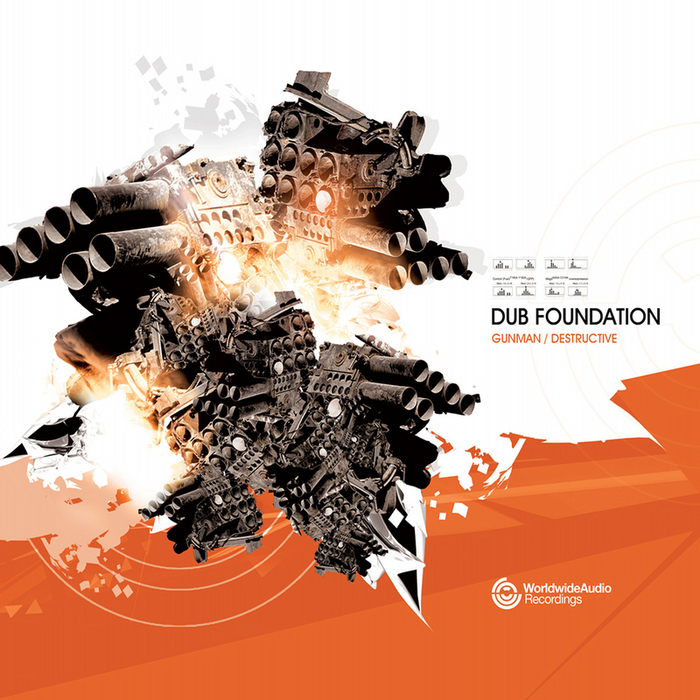 DUB FOUNDATION - Gunman