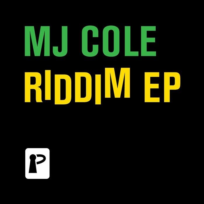 MJ COLE - Riddim EP