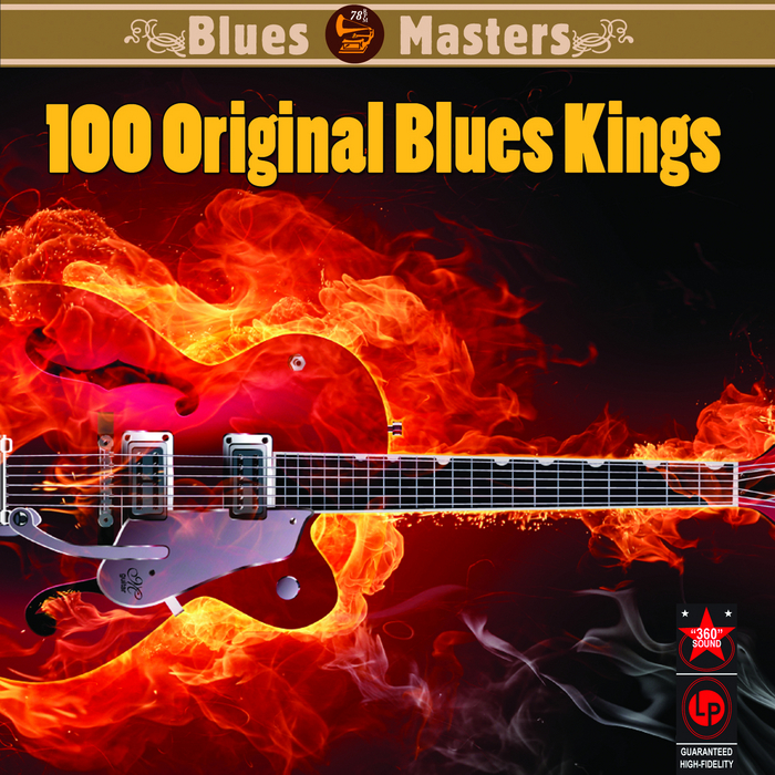 VARIOUS - 100 Original Blues Kings