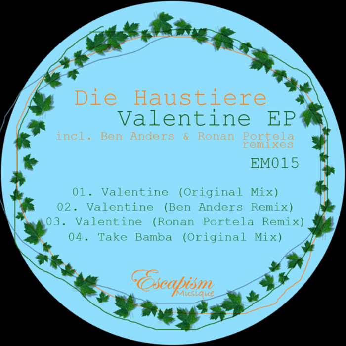 DIE HAUSTIERE - Valentine EP