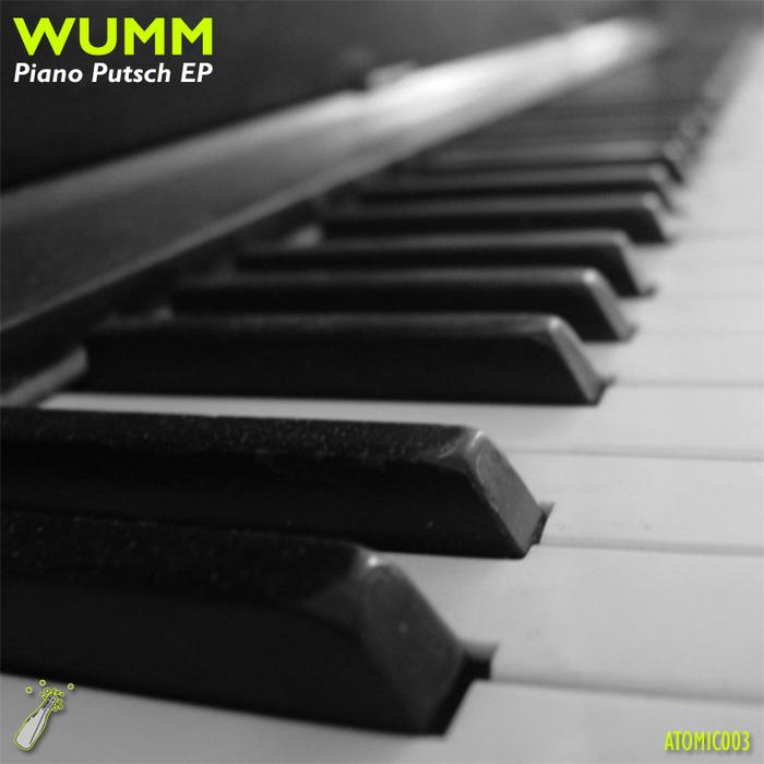 WUMM - Piano Putsch EP
