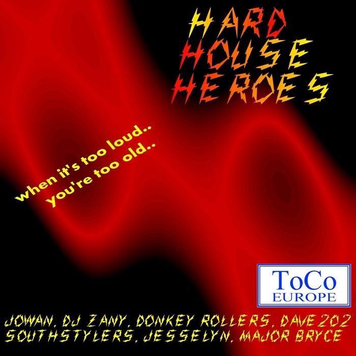VARIOUS - Hard House Heros Vol 01