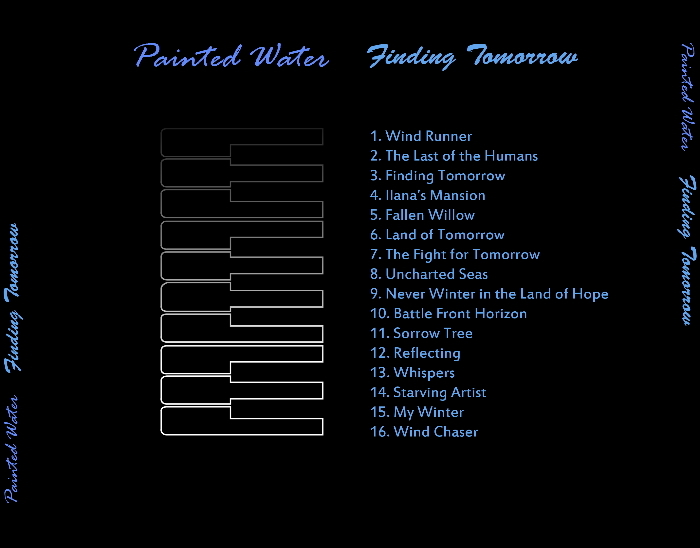 PAINTED WATER - Finding Tomorrow