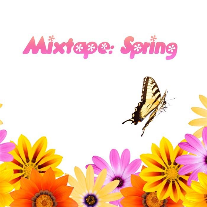 VARIOUS - Mixtpe: Springtime
