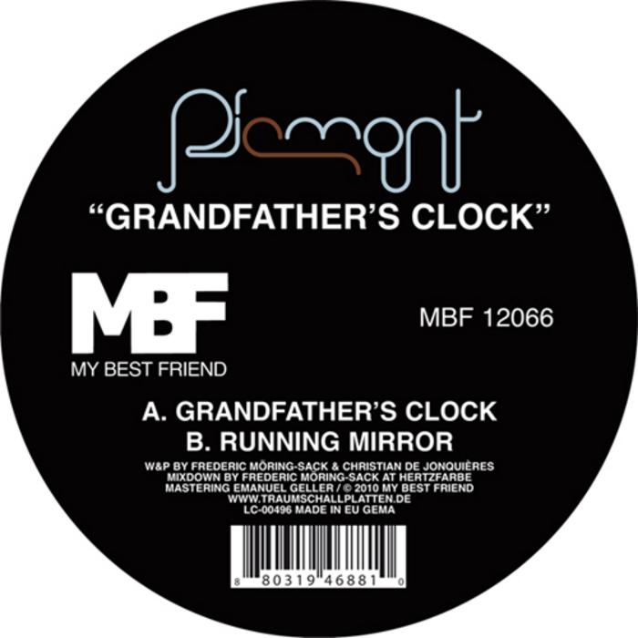 PIEMONT - Grandfather's Clock