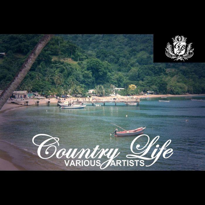 VARIOUS - Country Boyz Foundation Present Country Life Riddim