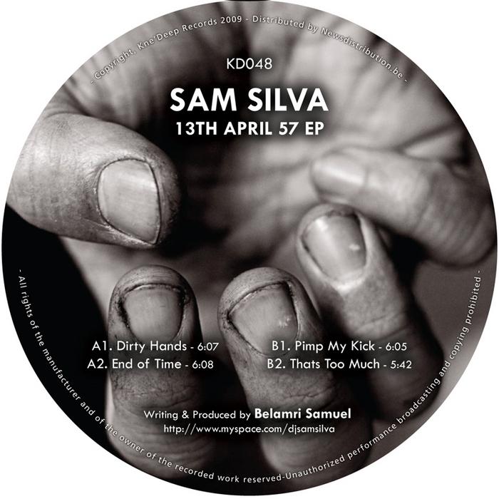 SILVA, Sam - 13TH April 57 EP