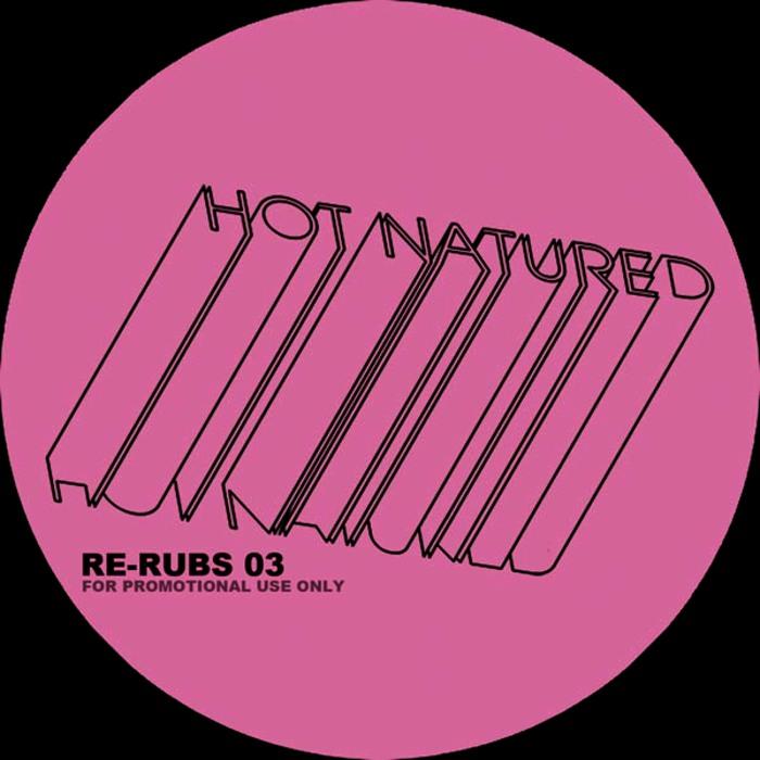 ELECTRIC JONES (JAMIE JONES) - Re Rubs Vol 3