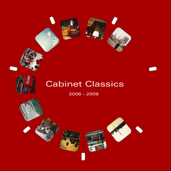 PAUL, Daniel/VARIOUS - Cabinet Classics 2 (unmixed tracks)