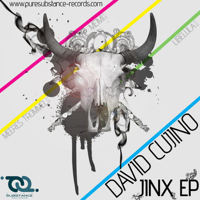 CUJINO, David - Jinx EP