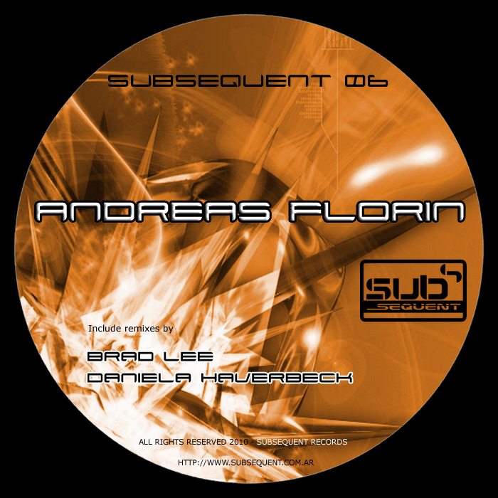 FLORIN, Andreas - Subsequent 06