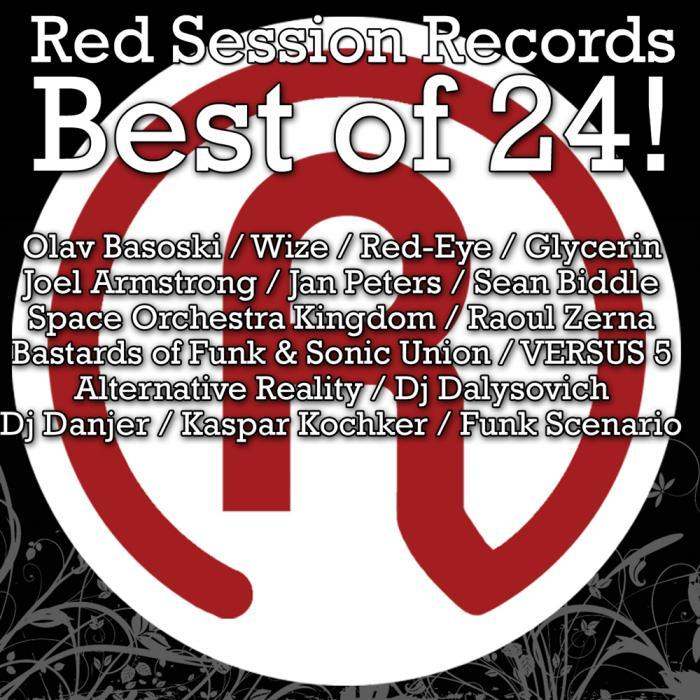 VARIOUS - Red Session Records Best Of 24