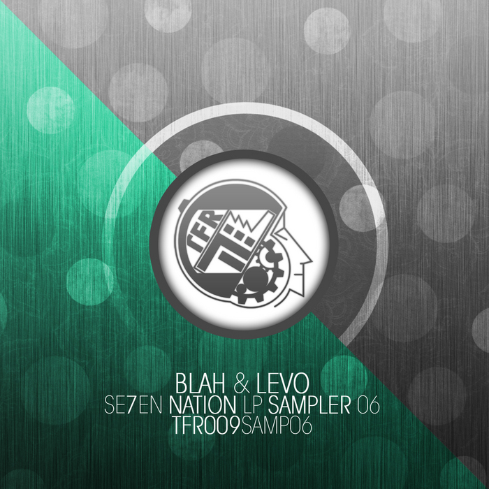 BLAH/LEVO - Seven Nation LP Sampler 06