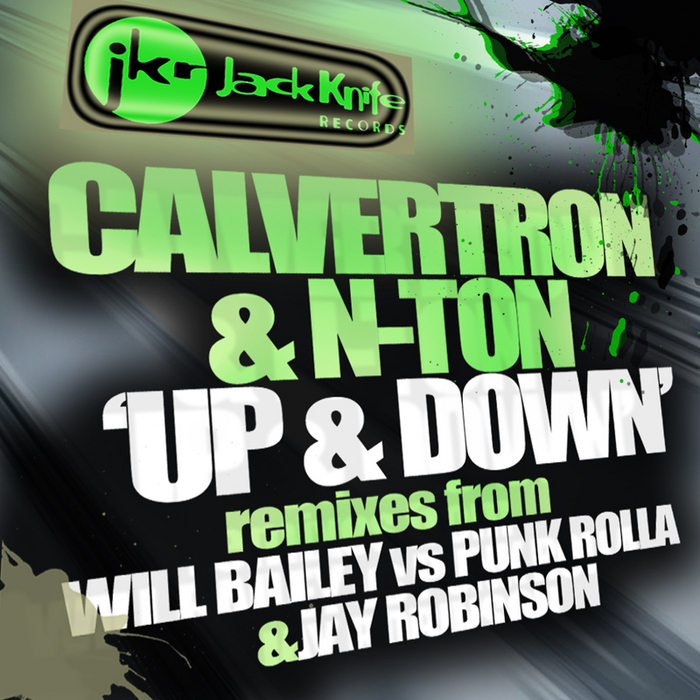 CALVERTRON/N TON - Up & Down