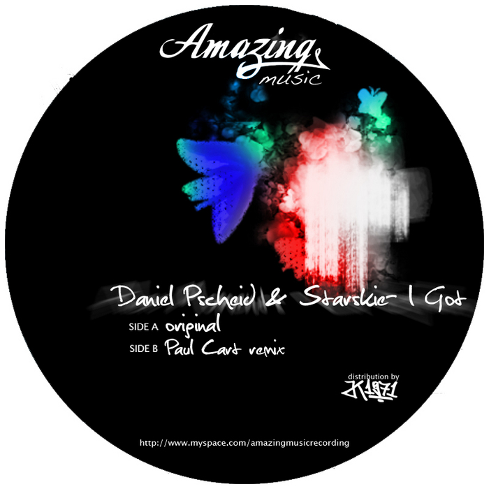 PSCHEID, Daniel/STARSKIE - I Got