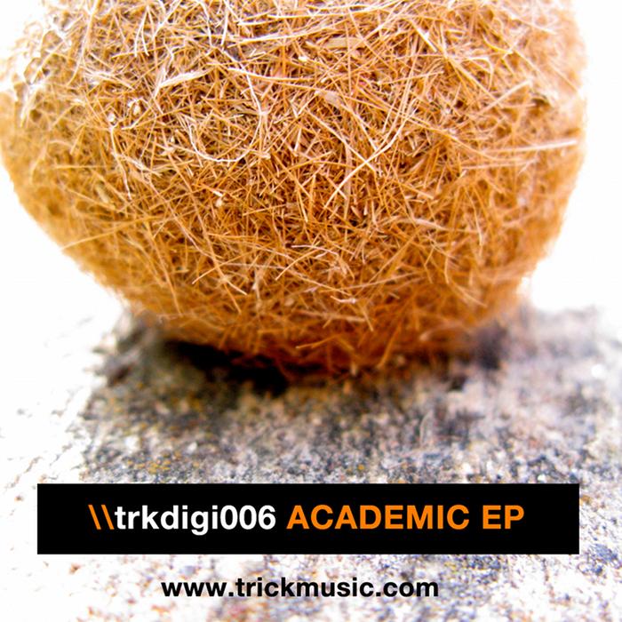 ORZELS MACHINE - Academic EP