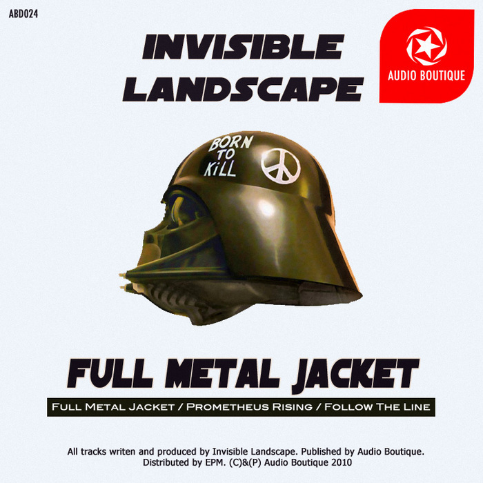 INVISIBLE LANDSCAPE - Full Metal Jacket
