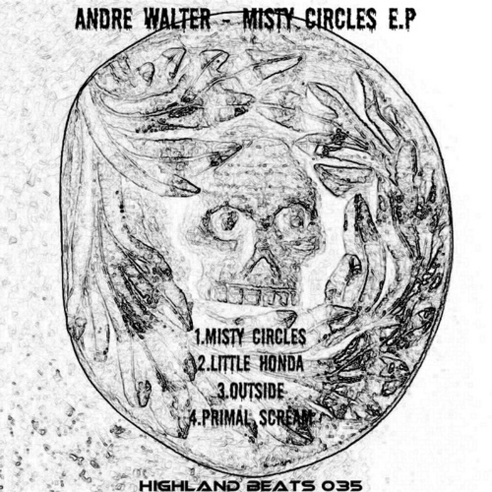 WALTER, Andre - Misty Circles