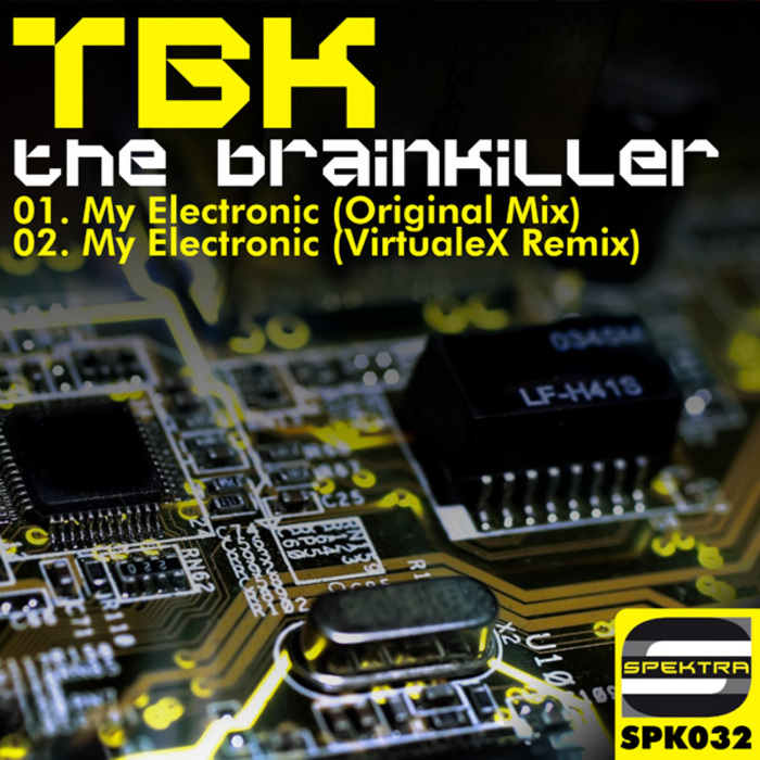 BRAINKILLER, The - My Electronic
