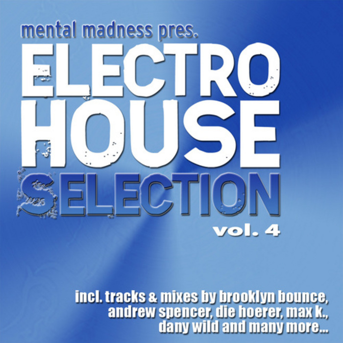 VARIOUS - Mental Madness Pres. Electro House Selection Vol  4