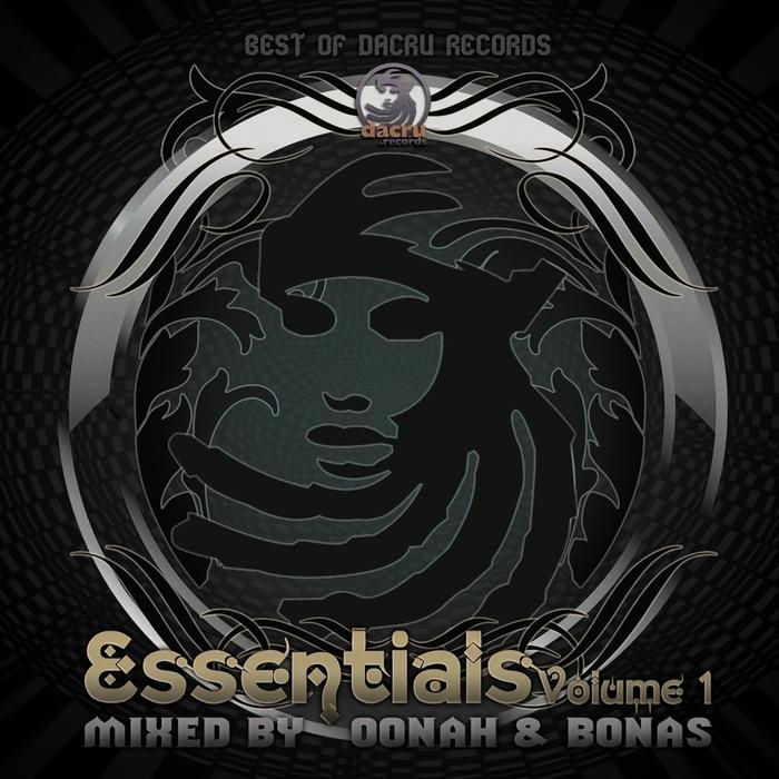 OONAH & BONAS/VARIOUS - Essentials Vol 1 (unmixed tracks)