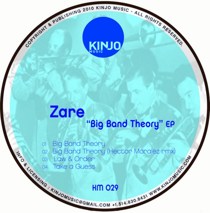 ZARE - Big Band Theory