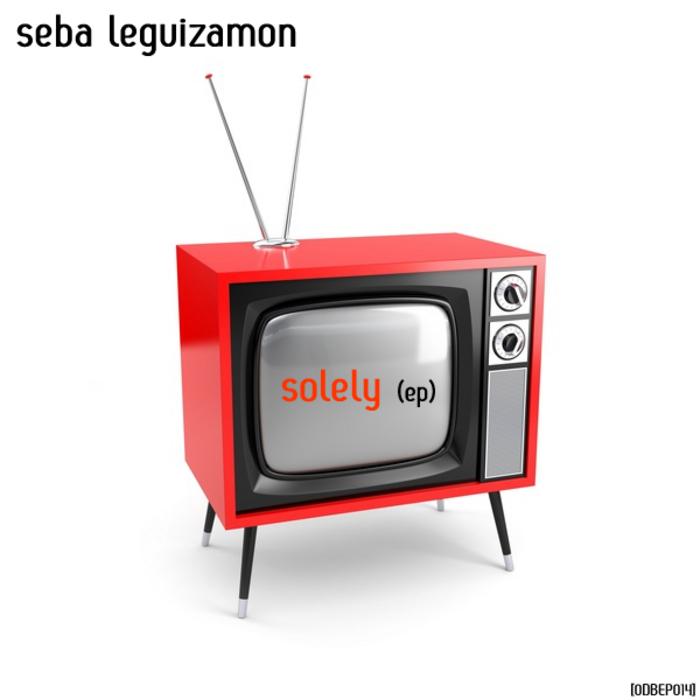 LEGUIZAMON, Seba - Solely EP