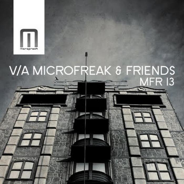 MARTA, Alecs/BALDO/EDDU REIG - Microfreak & Friends