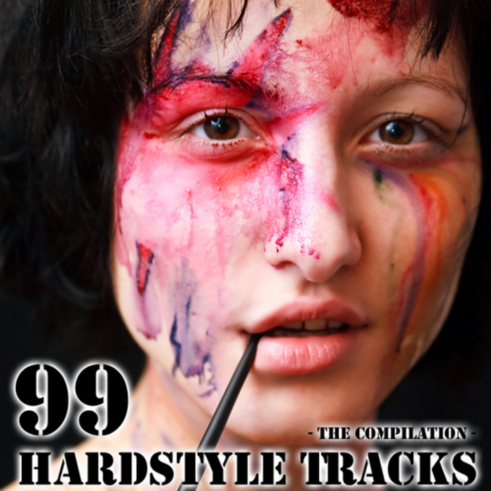 VARIOUS - 99 Hardstyle Tracks: The Compilation