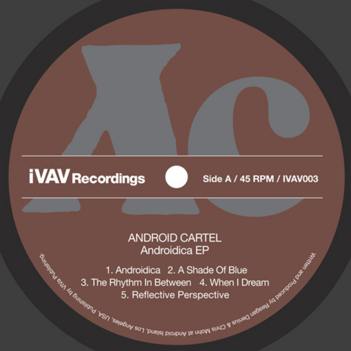 ANDROID CARTEL - Androidica EP