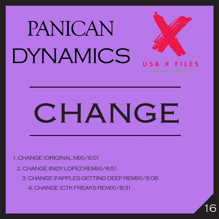 PANICAN DYNAMICS - Change