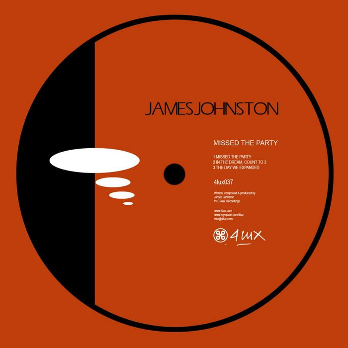 JOHNSTON, James - Missed The Party