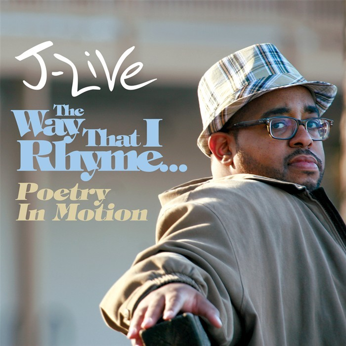 J LIVE - The Way That I Rhyme