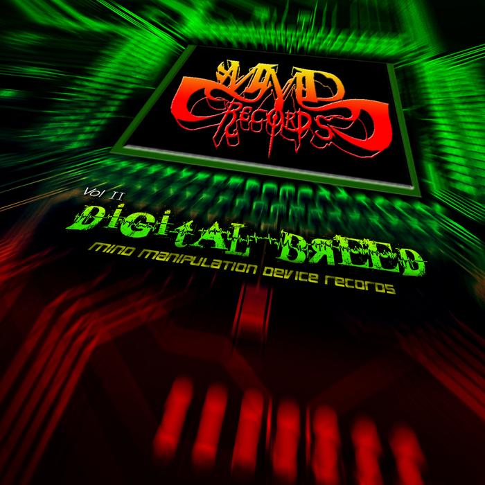 A MUSH/ZION LINGUIST/TECHNODROME/SHEHOOR - Digital Breed Vol II
