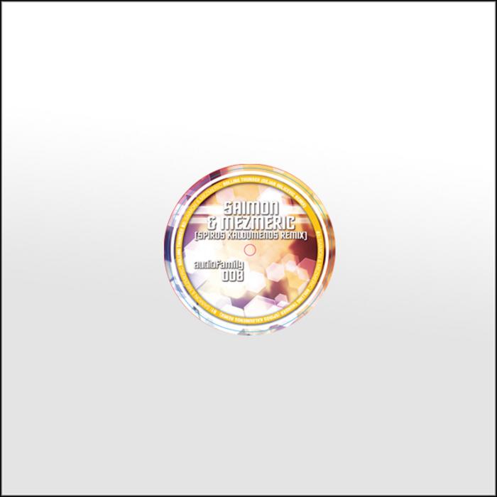 SAIMON & MEZMERIC - Audio Family 8